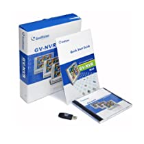 Genuine Geovision 12 Channel 3rd Party NVR IP Software USB Dongle Onvif PSIA