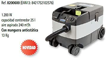 Virutex ASC682 Aspirador Compact - Ref 8200600: Amazon.es ...