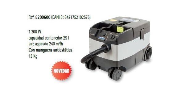 Virutex ASC682 Aspirador Compact - Ref 8200600: Amazon.es ...