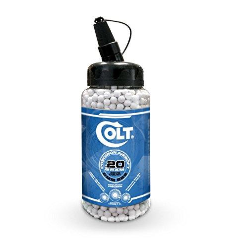 Colt Soft Air .20G Airsoft BBs - 2, 000Count