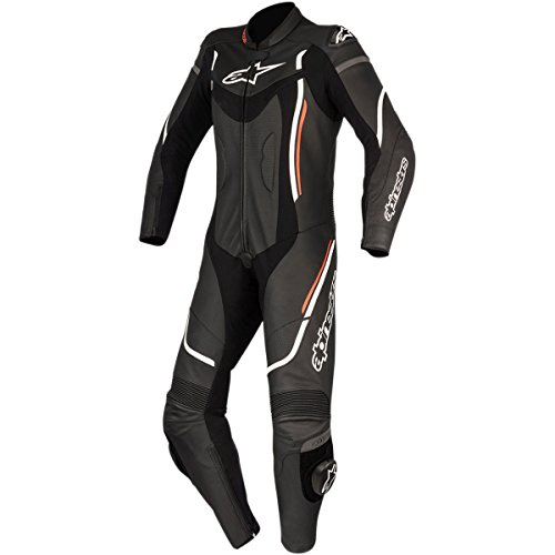 1 Piece Leather Motorcycle Suit - 5