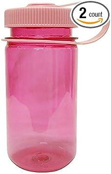 Amazon.com: Botella Nalgene con mini asa, 12 onzas: Sports ...