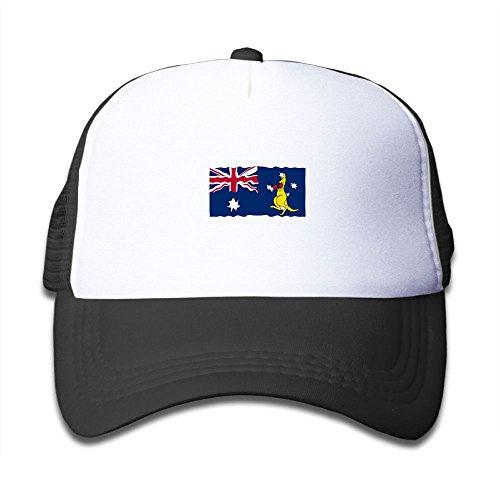 Australian Kangaroo Mesh Hats Trucker Hats Adjustable Baseball Cap for Boys Girls (Pro Sharpening Stone Stone)