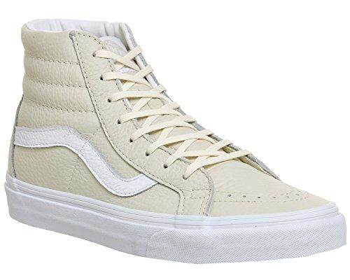 Vans Damen Turtledove Beige / True Weiß SK8-Hi Reissue Sneakers Turtledove / True Weiß