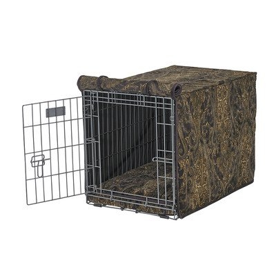 Luxury Crate Cover Size: Large (25'' H x 23'' W x 36'' L)