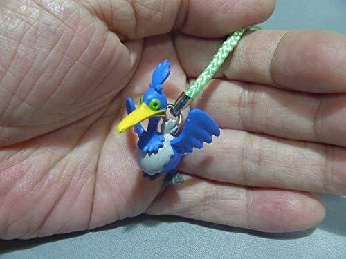 Bandai Pokemon Netsuke Mascot Movie 23 Coco Figure Phone Strap ...