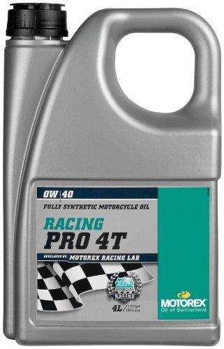 Motorex Racing Pro 4T Oil - 0W40 - 4L. 171-409-400