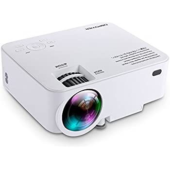 Rif6 cube pico video projector with 120 inch for Highest lumen pocket projector