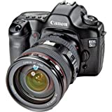 Canon 12.8MP EOS 5D Digital SLR Camera , 2.5 inch LCD , EF 24-105mm Zoom Lens