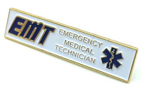Award Bar (Citation Bar- EMT – Emergency Medical Technician Citation Bar)