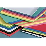 Darice Foam Sheets, 12 x 18 Inches, Assorted Primary Colors, Count (Color: Assorted Primary Colors, Tamaño: 12 x 18 Inches)
