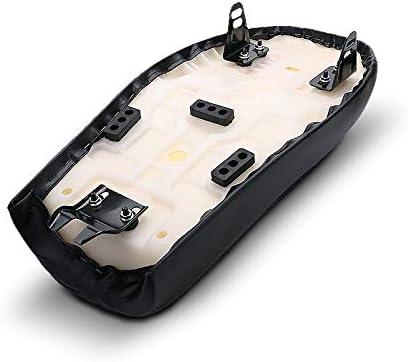 Selle Caf/é-Racer pour Moto Guzzi V7// V7 II// V7 III//Special//Stone Hump Noir