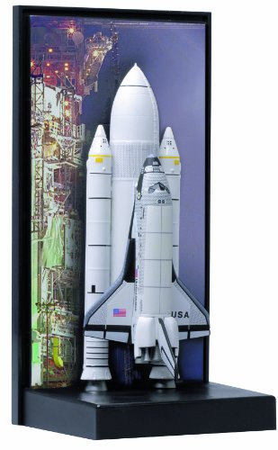 Dragon Models 1/400 Space Shuttle Columbia with SRB (STS-1)