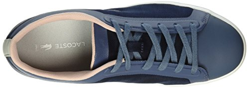 Lacoste Straightset 316 2 - Zapatillas Mujer Azul - Blau (BLU 125)