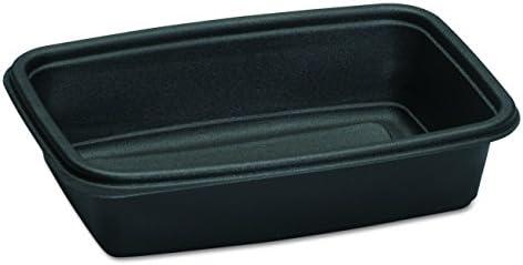 Genpak fpr0323l apta para microondas recipientes, 32 oz, plástico ...