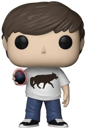 (Funko Pop Movies: IT-Ben Holding Burnt Easter Egg Collectible Figure, Multicolor )