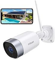 Mibao WLAN IP Kamera Outdoor,Überwachungskamera 1080P HD WiFi Kamera für Aussen, IP66 wasserdichte mit Nachtsicht,Zwei...