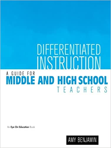 Amazon Differentiated Instruction A Guide For Middle And High