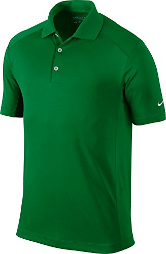 Nike Golf Men's Victory Polo Classic Green/White 2XL
