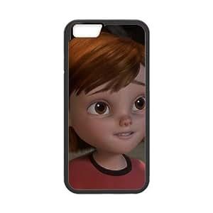 iPhone6 Plus 5.5 inch Phone Case Black Bolt Penny JHI2318036