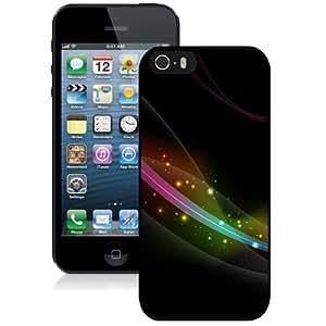 Aurora 2 Hard Plastic iPhone 5 5S Protective Phone Case