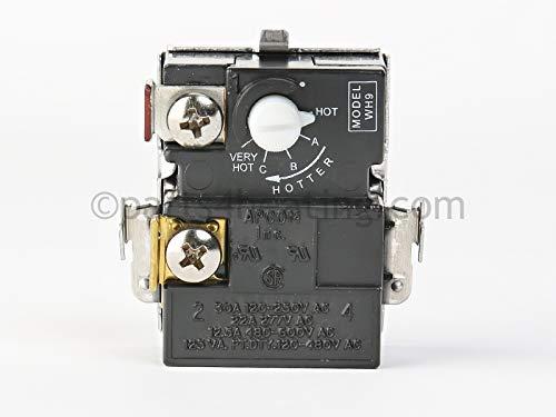 Lochinvar TST1120 Lower Thermostat (Lochinvar Thermostat)