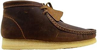 CLARKS [Wallabee BOOT-03604] Wallabee Boot Mens Shoes CLARKSBEESWAXM (B00KUHTNAG) | Amazon price tracker / tracking, Amazon price history charts, Amazon price watches, Amazon price drop alerts