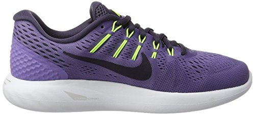Scarpe dk purple Viola 8 Dynasty Running Donna Earth Nike Raisin purple vo Lunarglide YvxXxE