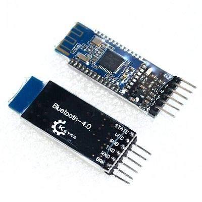 FidgetFidget Bluetooth 4.0 HM-10 Master Slave Module for Xbee Arduino UNO R3 Mega 2560 Cool