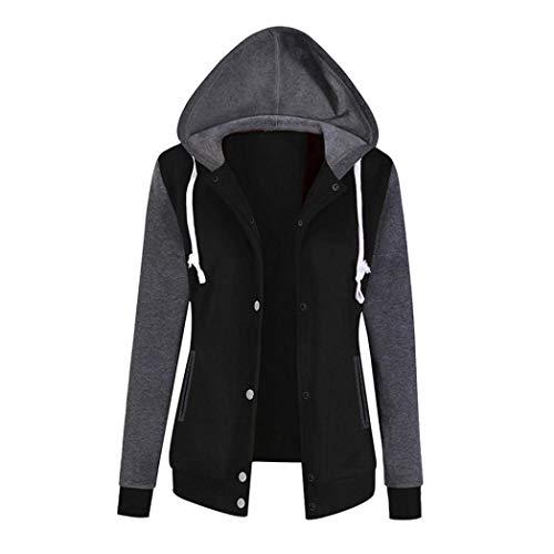 Sweatshirt Hoodie Women MITIYWinterLong Sleeve Hoodie Casual Crop Tops Black