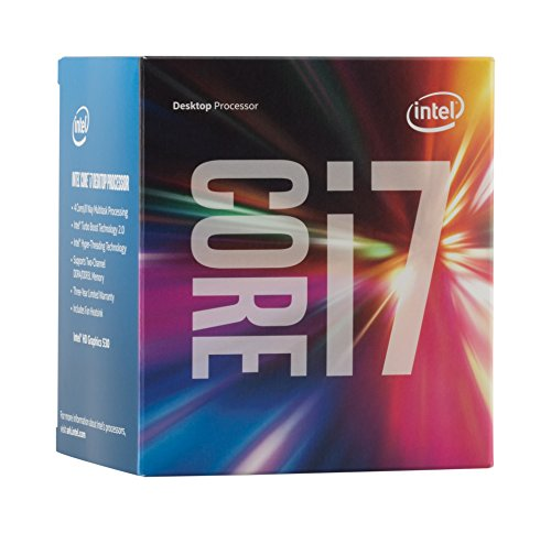Intel I7 6700 FC LGA14C Processor BX80662I76700