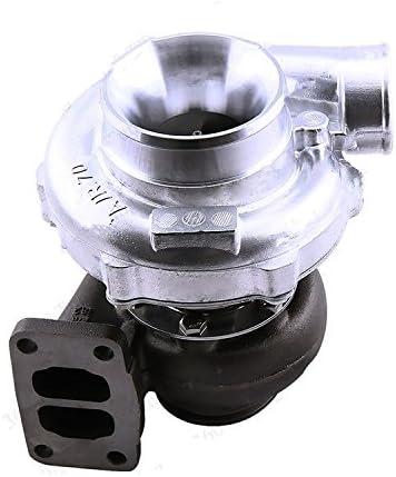 GOWE Turbocompresor para T70 T3 .70 a/R anti surge Turbocompresor Compresor a/R .70 turbina a/R .84 Cargador de Turbo Fase III 500 + HP aceite Rodamientos de flotador de Cool: Amazon.es: Bricolaje