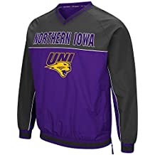 Colosseum Mens UNI Northern Iowa Panthers Windbreaker Jacket