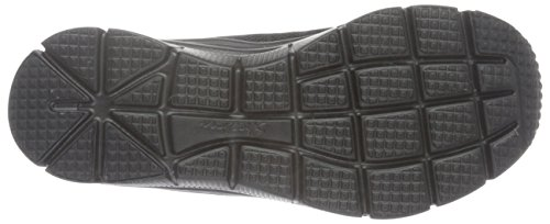 Noir bbk Skechers Femme Piece Fit Baskets Statement Fashion Basses 84wxr08q