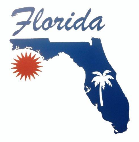 - Florida Sunshine Sticker by U.S. Custom Ink