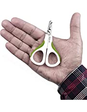Cat Nail Clippers with Razor Sharp Blades - Best Pet Nail Clippers for Small Animals - Professional Claw Trimmer for Tiny Dog Cat Kitten Bunny Rabbit Bird Guinea Pigs Ferret Hamsters - Ebook Guide