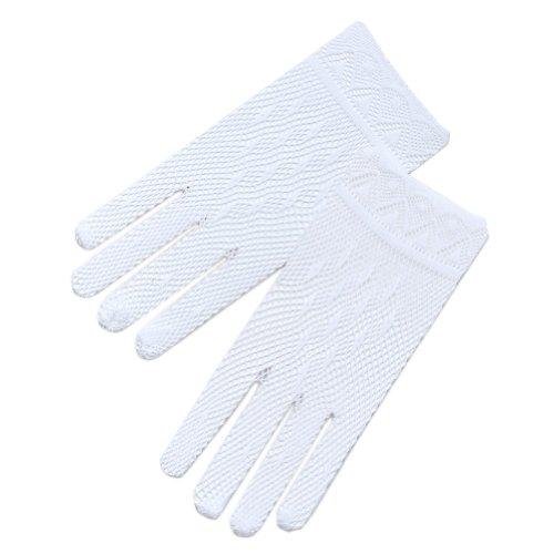 Giant Crochet Gloves - 2
