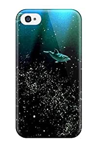 Andrew Cardin's Shop New Style Ultra Slim Fit Hard Case Cover Specially Made For Iphone 4/4s- Amazing Dolpin Bcell Bphone B