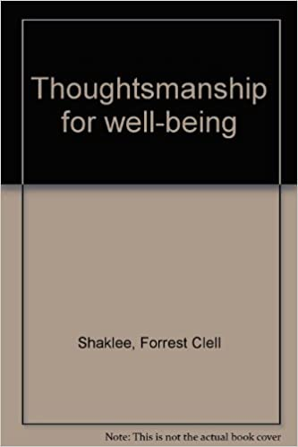 Image result for thoughtsmanship for being well