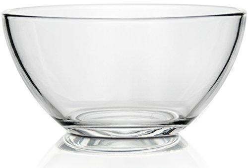 Bluespoon Glasschalen Set 6 teilig | Füllmenge 250 ml | Durchmesser 11 cm | Ideal geeignet als Müslischalen, Salatschalen oder auch als Zubereitungschschälchen