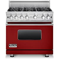 Viking VGCC5366BAR 36 Inch Freestanding Range