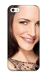 Protective Tpu Case With Fashion Design For Iphone 5/5s (kirsten Davis )