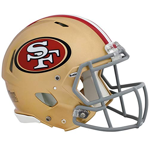 San Francisco 49ers Mini FATHEAD Graphic Team Helmet Logo Official NFL Vinyl Wall Graphic 11