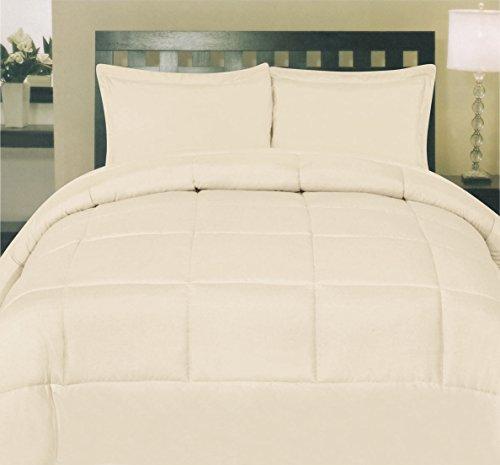 colored down comforter queen - 6