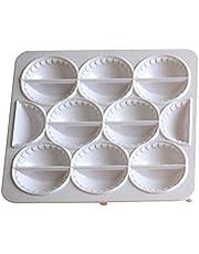 Fhdpeebu 18 Holes Dumplings Mould Ravioli Maker Kitchen Gadget Dumplings Maker Meat Dumpling Maker Pelmeni