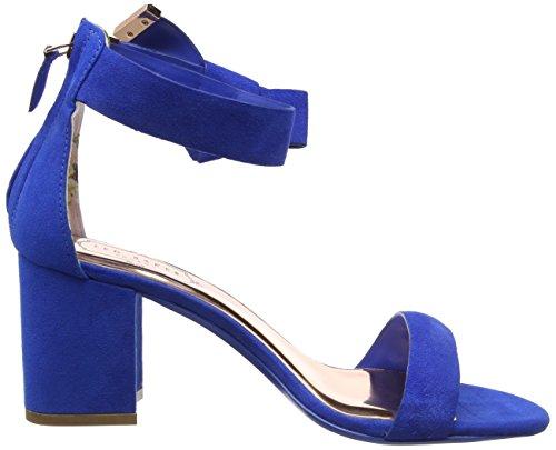 Baker Bout Ouvert blue Ted Bleu Kerrias Femme Sandales 0000ff wTqxPRBz