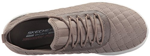 Swift strobe Skechers Baskets Taupe Light Femme Bobs 7WBB8c45