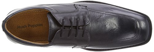 Helling Bensen Leather Puppies Men's Hush Black 1Rw6Tp