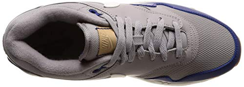 008 deep Grey Gimnasia Royal 1 Air atmosphere Max Gris sail Para Zapatillas De Hombre Nike v76xOX