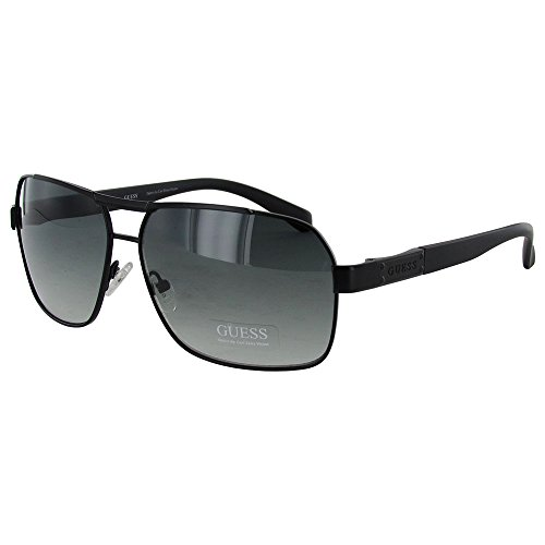 GUESS 6751 BLK-36 62-13 (Sunglasses For Men By Guess)